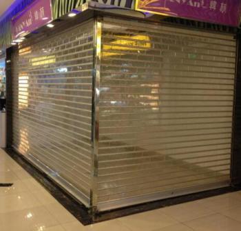 杭州下沙水晶门厂家电话