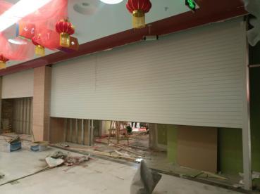 杭州下沙卷闸门公司