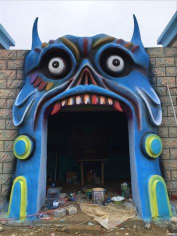 四川专业墙绘公司
