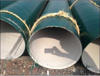 供应水泥砂浆防腐钢管 挂网水泥砂浆防腐钢管 水泥砂浆螺旋钢管