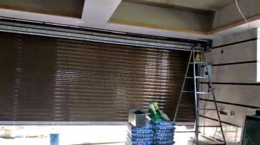 新都卷帘门◆新都卷帘车库门◆新都翻板车库门◆安装维修