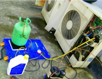 临沂空调加氟 临沂专业空调加氟 临沂空调安全加氟