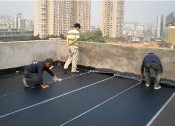 蚌埠外墙防水 专业做防水工程