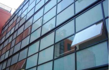 六盘水钢结构玻璃幕墙