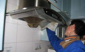 遂宁抽油烟机维修,抽油烟机常见故障有哪些
