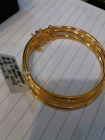 温州黄金典当行:黄金首饰和什么东西接触会掉色?下