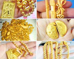 温州专业黄金回收