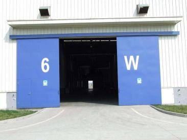 西宁工业门安装 西宁工业门