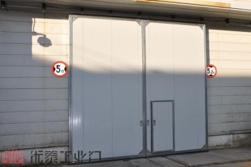 西宁工业门