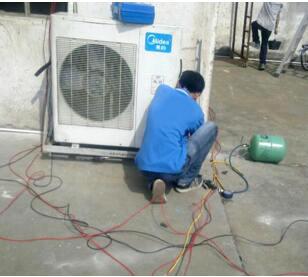 洛阳美的空调专业售后维修电话