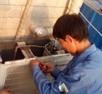 阜阳专业空调移机