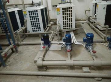海口空气能热水器安装