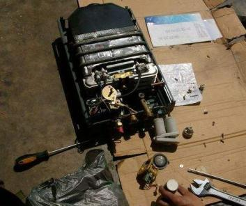 蚌埠热水器维修