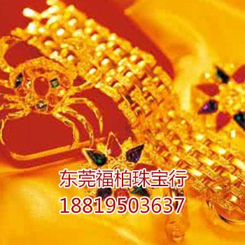 凤岗黄金回收