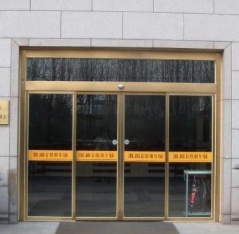 合肥玻璃感应门维修