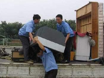 阳江居民搬家