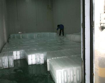 陕西西安工业冰块哪里有