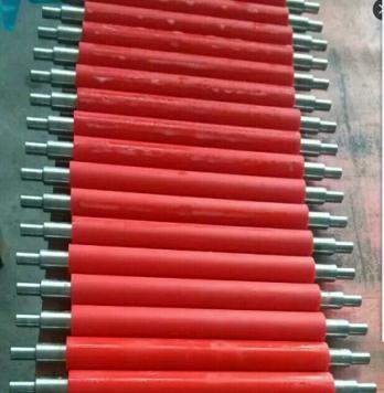 供应湖北武汉聚氨酯橡胶包胶挂胶,胶辊包胶,胶轮包胶