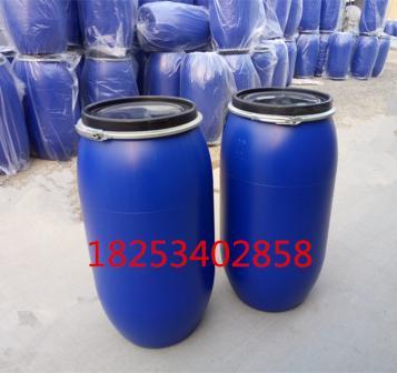 全新PE160公斤广口塑料桶160KG大口塑料桶