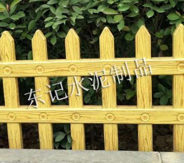 广西省水泥仿木制品*水泥仿木制品*东记水泥