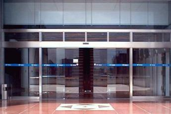 温州电动门安装|温州电动感应门制作安装