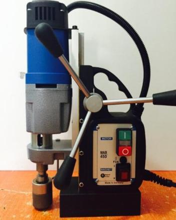 德国百得原装进口磁力钻MAB480