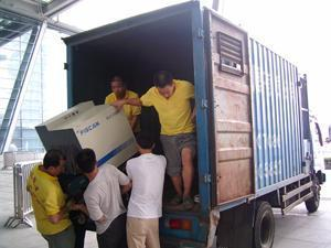 中山专业搬家服务