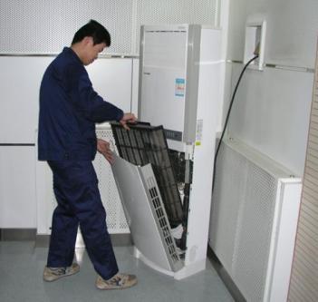 益阳空调维修|机柜空调的维护与保养