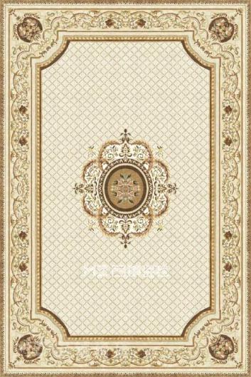名镇瓷毯拼花客厅地砖玄关过道走廊入户地毯拼花砖欧式抛晶砖拼图