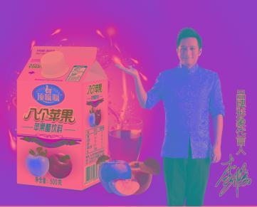 顶呱呱500ml苹果醋饮料招商代理