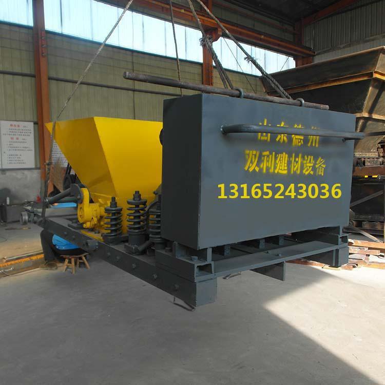 水泥预制板机的操作流程及原理