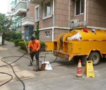宿迁化粪池清理公司