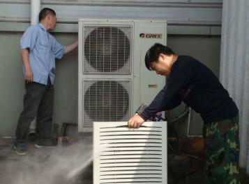 东阳空调维修价格