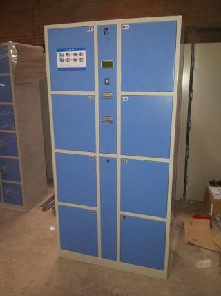 供应电子条码柜