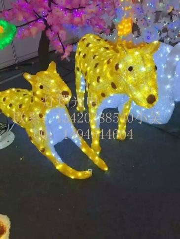 灯熠供应动物灯 滴胶鸭子造型灯 节日装饰灯 圣诞灯