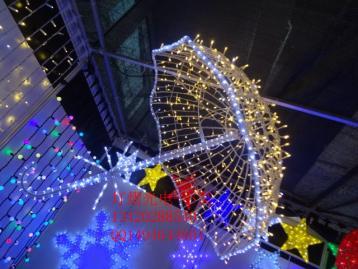 供应LED造型灯 雨伞造型灯 节日装饰灯
