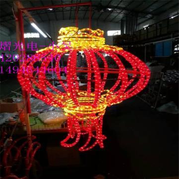 定制灯光节造型灯 立体高跟鞋造型灯 异形图案灯