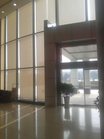 办公窗帘安装南昌办公室窗帘三天安装
