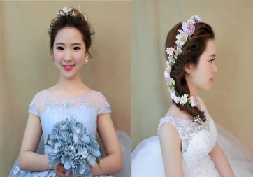 长沙新娘跟妆长沙跟妆长沙新娘化妆太惹人爱了