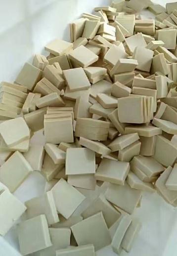 千页豆腐鱼豆腐增弹脆增劲道保水保油弹力粉