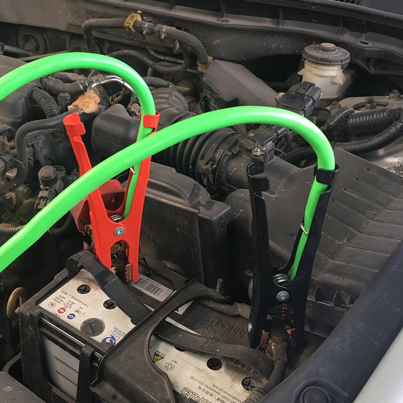 方向标防冻汽车电瓶搭火线