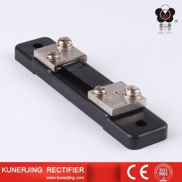 10A75MV电流表用直流分流器FL-2型0.5级高精度分流器 B级分流器