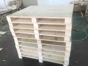 无锡澎湃厂家 专业定制出口免熏蒸胶合板 木托盘 免检