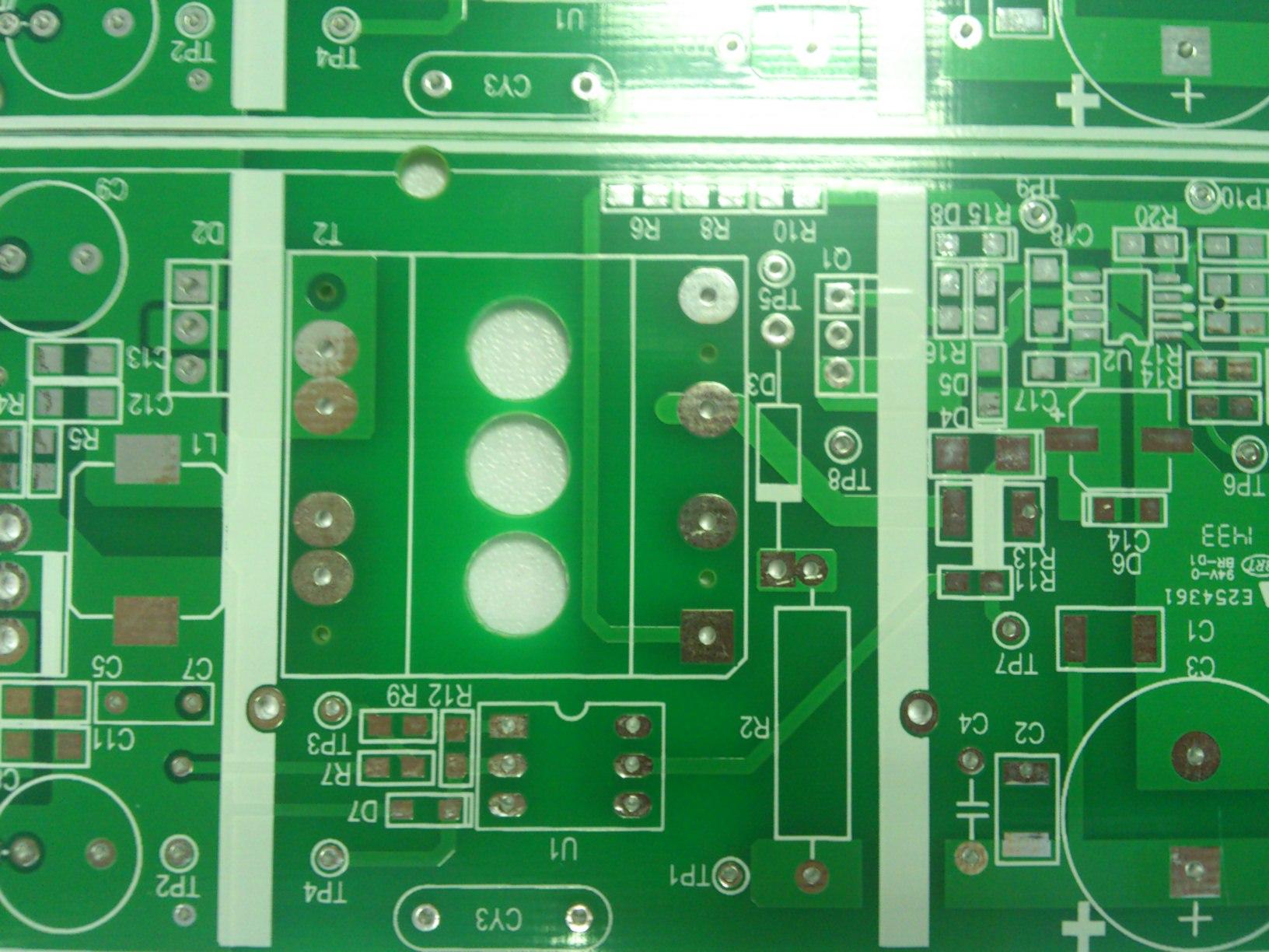 无卤素印刷电路板,led主板