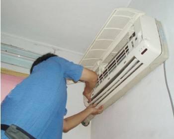锡林浩特空调维修之空调外机工作,但不制冷原因及解决方法
