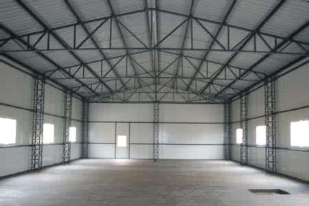 东莞南城专业建造铁皮房铁棚钢结构厂房安装