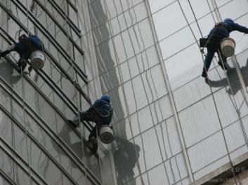 江门专业高空外墙清洗