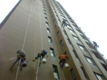 江门专业高空外墙清洗公司