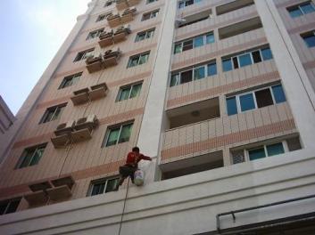 江门高空外墙清洗公司