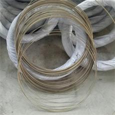 销售镀锌铁线-镀锌铁丝-黄铁线一根头生产-上锌量均匀量大从优
